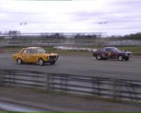 Celica ST vs Cortina 1